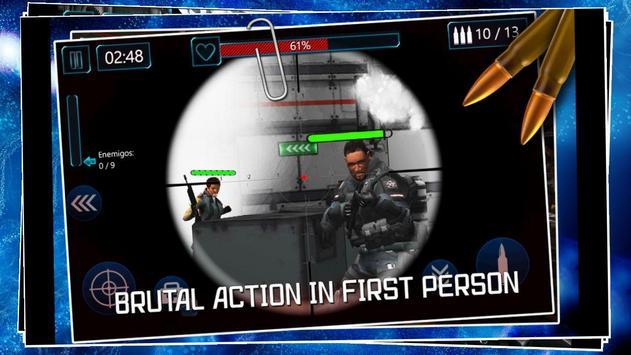 Lone Killer: Black Light Ops screenshot 2