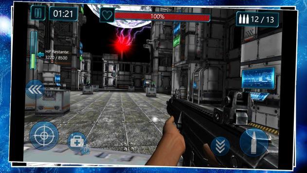 Lone Killer: Black Light Ops screenshot 5