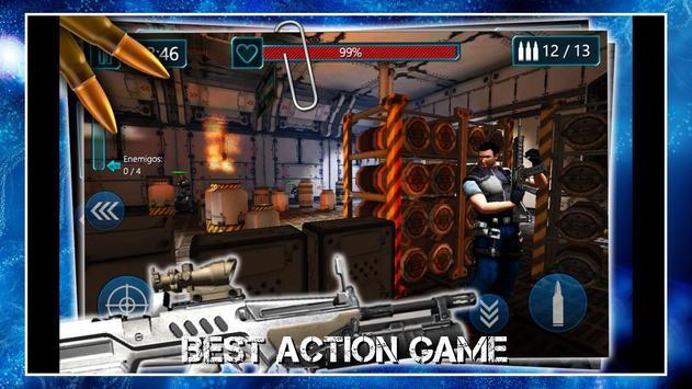 Lone Killer: Black Light Ops screenshot 8