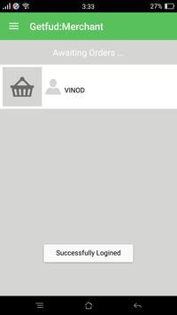 Getfud:Merchant screenshot 2