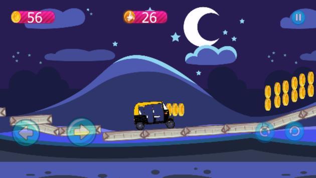 Rickshaw Racing screenshot 4