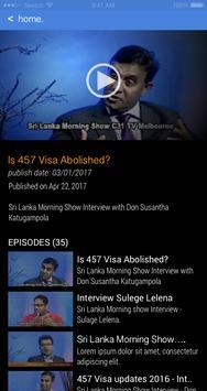 Sri Lanka Live TV poster