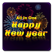 All In One: Happy New Year icon