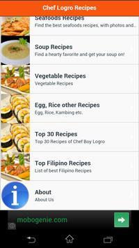Chef Boy Logro Recipes screenshot 6