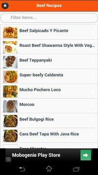 Chef Boy Logro Recipes screenshot 1