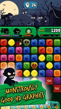 Match 2 Kill: Match 3 Action Puzzle apk screenshot