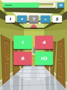 Nobrainer Math Quiz screenshot 3