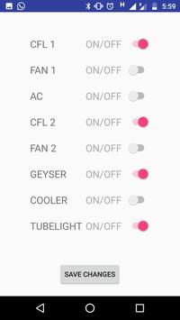 Arduino Home Automation Controller screenshot 5