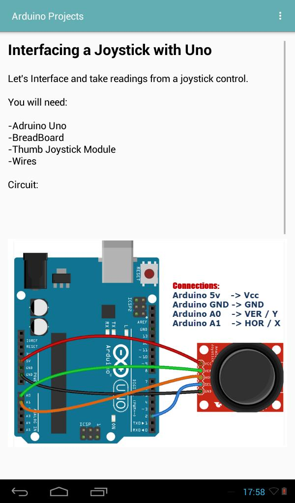 Arduino Projects for Android - APK Download