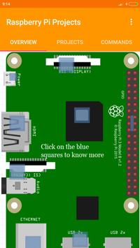 Raspberry Pi Projects screenshot 1