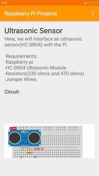 Raspberry Pi Projects screenshot 3