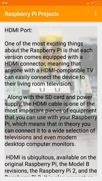 Raspberry Pi Projects screenshot 6