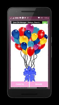 Happy Birtday Gif Stickers screenshot 3