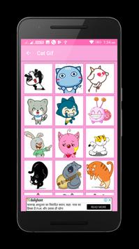 Happy Birtday Gif Stickers screenshot 4