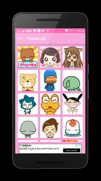 Happy Birtday Gif Stickers screenshot 7