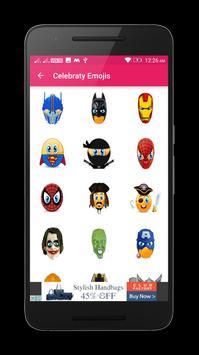 Free Emoji screenshot 3