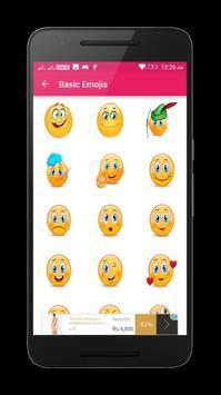 Free Emoji screenshot 2