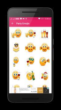 Free Emoji screenshot 7