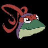 Ninja Frog icon