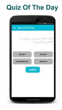 English Urdu Dictionary -  Roman Urdu Dictionary screenshot 4