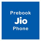 Pre-book Jio Phone Helper icon