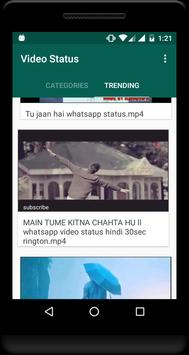 Video Status Songs and Lyrical Video Song Status screenshot 3