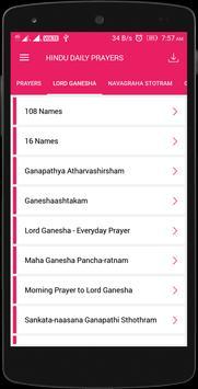 Hindu Daily Prayers screenshot 1