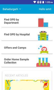 Medic Info House poster