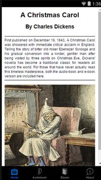 A Christmas Carol Audio Ebook screenshot 7