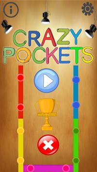 Crazy Pockets poster