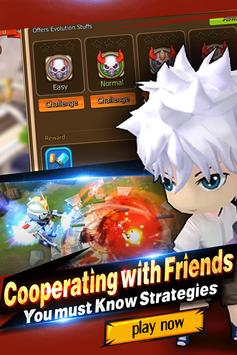 Age of Anime - Heroic battle apk screenshot