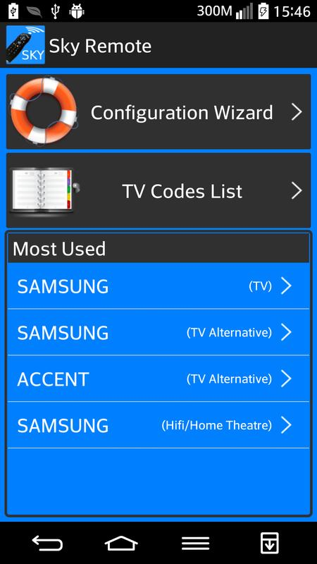 Need a code for your Sky Remote to work your TV? Check here for our latest list. Sky Remote Control Codes For Your TV. 04 January, NewsreadeR Font size: Need a code for your Sky Remote to work your TV? Don't know the model number but it is a 50