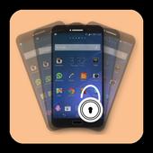 Shake to Lock/Unlock icon