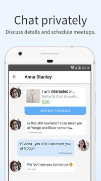 VarageSale: Sell simply, buy safely. apk screenshot