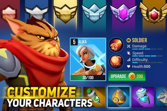 Battle Royale: Ultimate Show screenshot 9