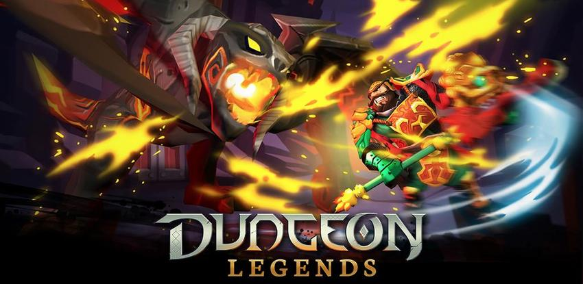 Dungeon Legends - RPG MMO Game APK