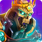 Dungeon Legends - PvP Action MMO RPG Co-op Games-icoon