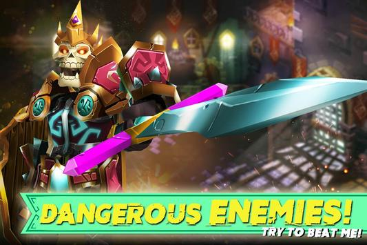 Dungeon Legends - PvP Action MMO RPG Co-op Games APK-screenhot