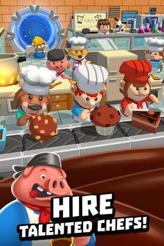Idle Cooking Tycoon स्क्रीनशॉट 4