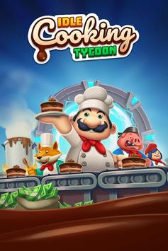 Idle Cooking Tycoon पोस्टर