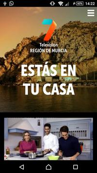 7 TV PLAYER Región de Murcia poster