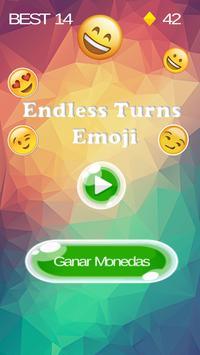 Endless Turns Emoji poster