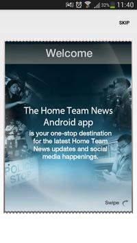 Home Team News poster