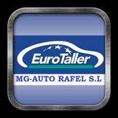 MG-Autorafel icon