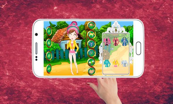 jeux d'habillage de fille screenshot 9