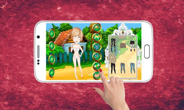jeux d'habillage de fille screenshot 1