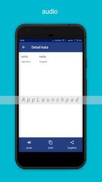 Kamus Inggris Indonesia OFFLINE screenshot 1