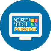Aplikasi Tabel Periodik OFFLINE icon