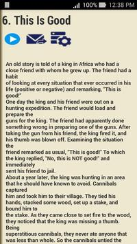 Inspirational Short Stories screenshot 5