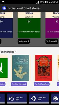 Inspirational Short Stories apk screenshot
